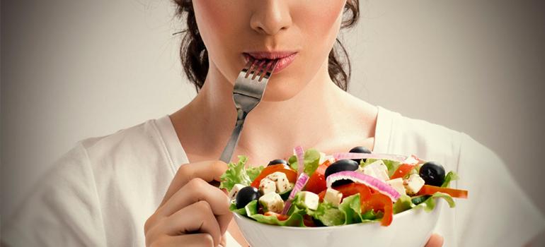 Jak jíst méně